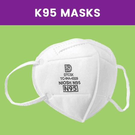 K95 Face Masks