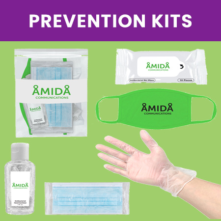 COVID Prevention Kits