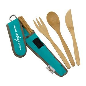 To-Go Ware RePEaT Utensil Set - Classic - Domestic Printing