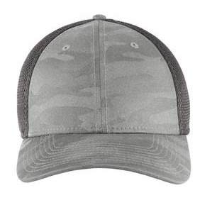 New Era® Tonal Camo Stretch Tech Cap
