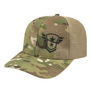 Flexfit 110® MultiCam® Trucker Mesh Back Cap
