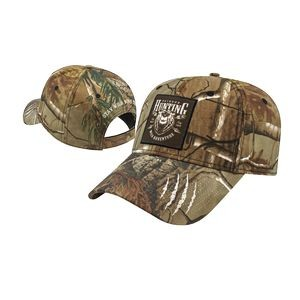 ASAP Caps Series Structured Six Panel Camo Cap