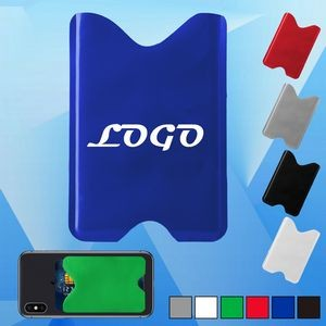 RFID Data Blocking Card Sleeve
