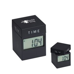 MoMA 4-In-1 Clock