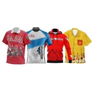 Party Kit: Bowling Shirt, Hoodie, Polo Shirt, Cycling Jersey