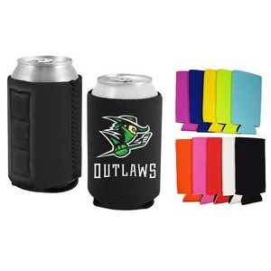 Premium Neoprene Magnetic Koozie with Side Stitching, 2-side print, Full color