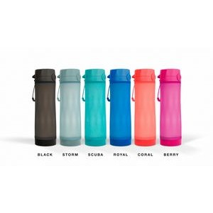 Hidrate Spark 3 Smart Water Bottle, Tracks + Glows to Remind