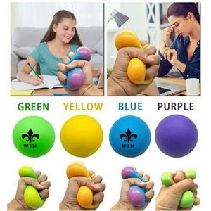 Squeeze Stress Balls Color Changing