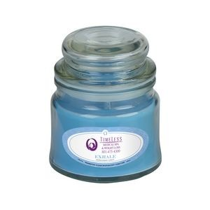 Aromatherapy Candle in 4 Oz. Apothecary Jar