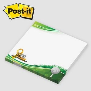 "Custom Printed Post-it® Notes (3""x2 7/8"") 25 Sheets/ 4 Color"