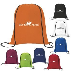 Good Value® Non-Woven Drawstring Backpack