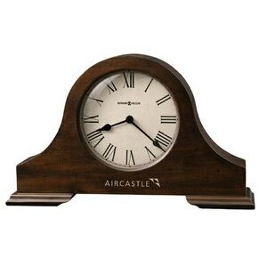 Howard Miller Humphrey Tambour Mantel Clock