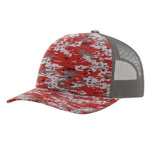 Richardson® Printed Trucker Cap