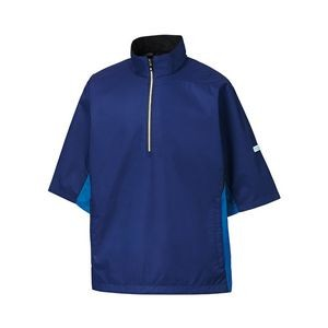 FootJoy® HydroLite™ Twilight Blue Short Sleeve Rain Shirt