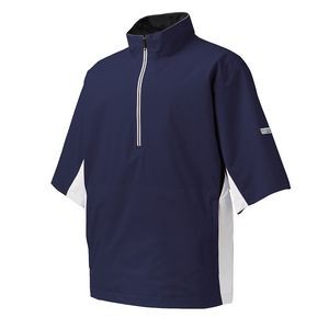FootJoy® HydroLite™ Navy Blue Short Sleeve Rain Shirt