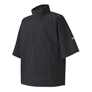 FootJoy® HydroLite™ Black Short Sleeve Rain Shirt