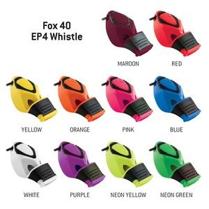Fox 40 EP4 Pealess Whistle