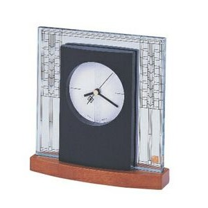 Glasner House Desk Clock