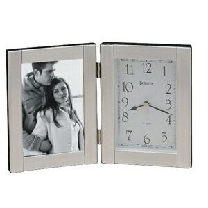 Forte II Desk Clock & Picture Frame