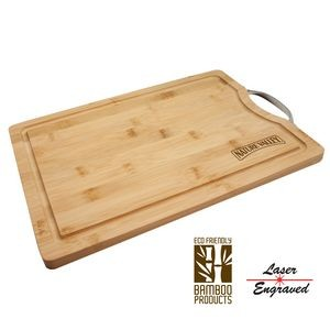 Amaretto Bamboo Cheese Board With Handle