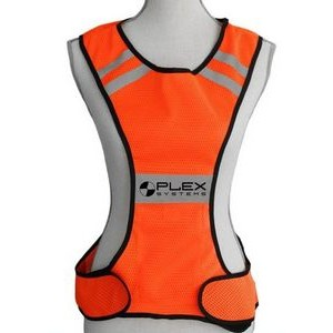 Reflective Safety Fitness Vest