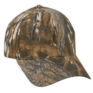 Camo Solid Back