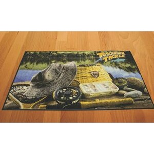 6'x12' DigiPrint™ High Definition Nylon Indoor Carpeted Logo Mat
