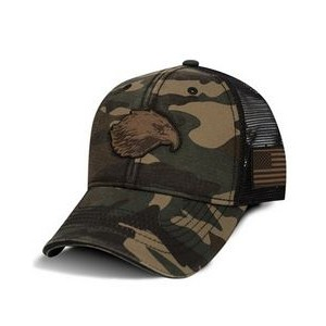 The MAX™ Pond Camo Mesh Back Hat