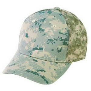 Digital Camo Mesh Back Cap