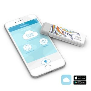 CloudStick : A wireless USB drive and App for your Phone
