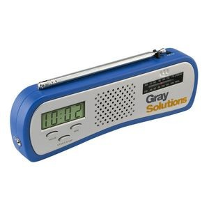 Alarm Clock w/AM/FM Radio