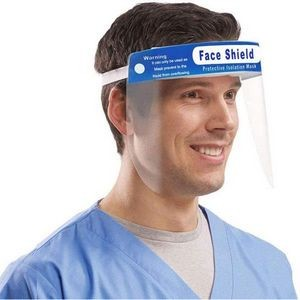 Protective Face Shield Disposable Safety Full Face cover