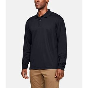 Under Armour UA Men's Tactical Performance Long Sleeve Polo Shirt