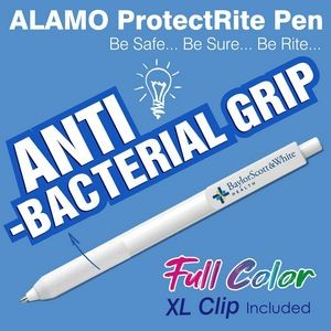 Alamo ProtectRite Antibacterial with Full Color XL Clips
